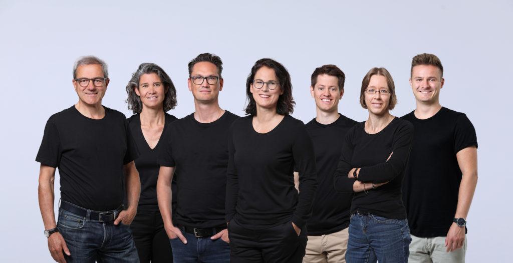 Teamfoto grischconsulta
